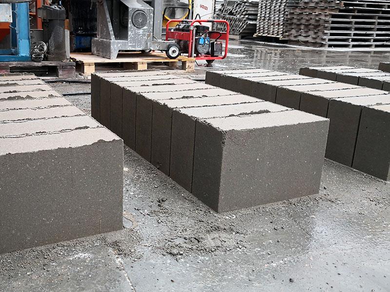 Bruko-Bud producent prefabrykatów betonowych - bloczki