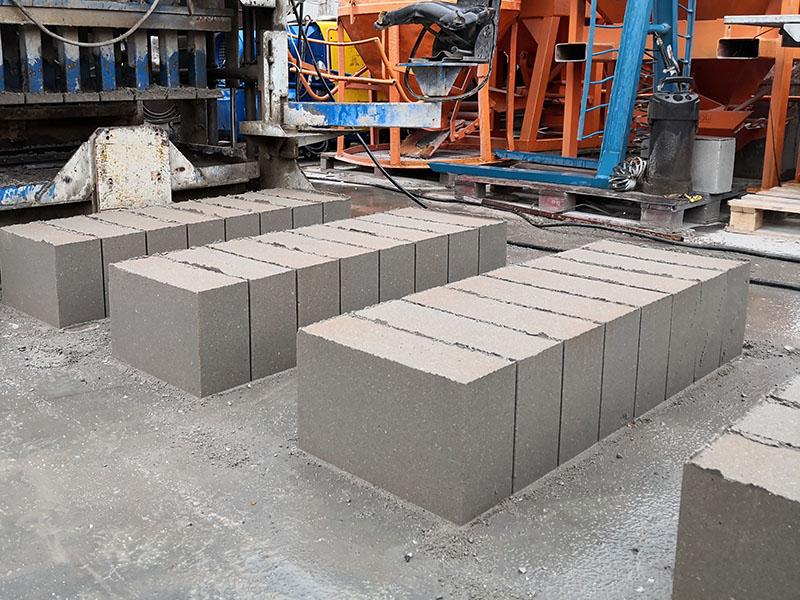 Fundamentowe bloczki betonowe - producent prefabrykatów betonowych Bruko-Bud