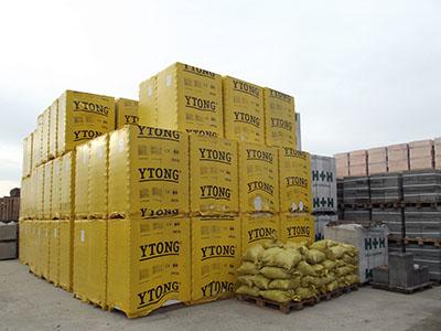 Bruko Bud sprzedaż materiałów budowlanych