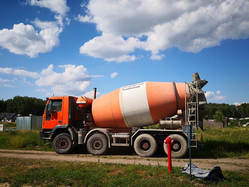 Producent prefabrykatów betonowych - beton towarowy z dowozem