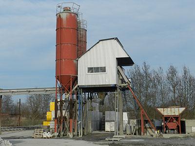 Bruko Bud producent betonu towarowego Lisi Ogon k. Bydgoszczy